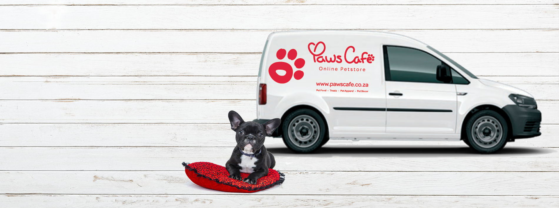 Online Pet Store Paws Cafe